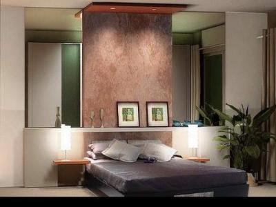 小户型卧室装修实景图
