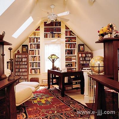重新装修您的阁楼 装饰生活新空间