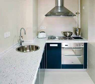 小户型厨房变身的七大方案 - 装修攻略 - 装修频道