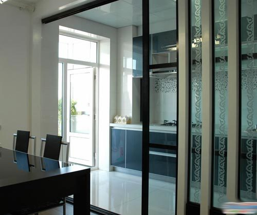 120平米3室2厅2卫 现代简约 中式点缀