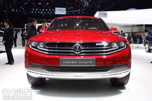 【大众Cross Coupe TDI】-都将引入 14款重点新车图片