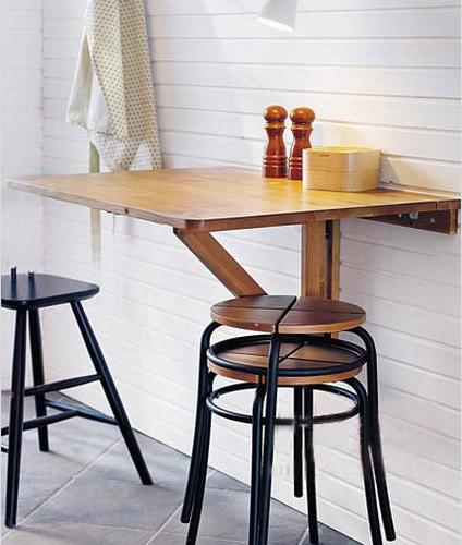小户型餐厅装饰 最佳餐桌椅推荐 装修效果图