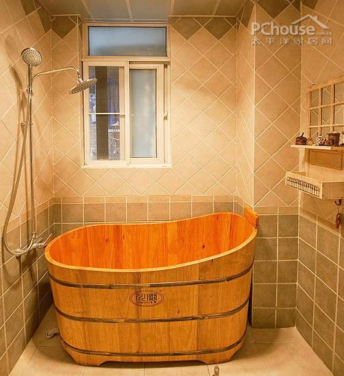 小户型洗手间设计