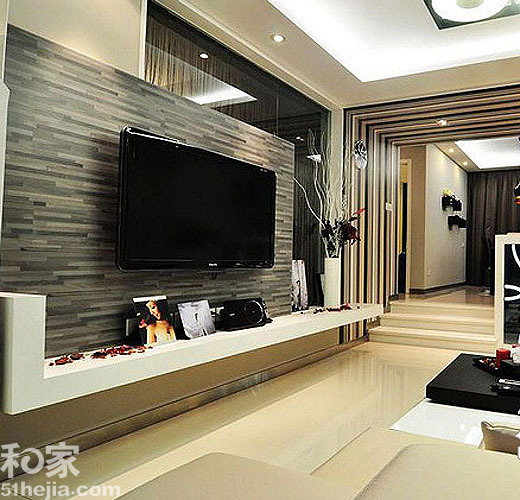 12个简约电视背景墙设计 简单却不失大雅