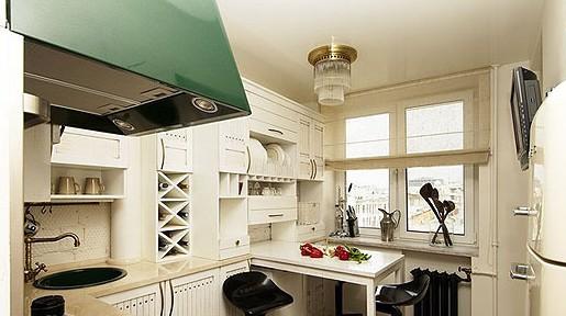 打造精致全能厨房 餐厨一体化更省空间图片