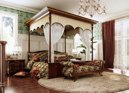 欧式卧室装修效果图,8例装修案例来细细欣赏