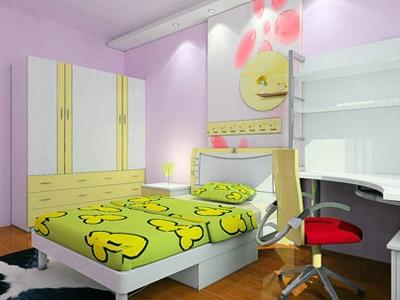 6图展示最IN儿童房设计 给孩子一个乐园
