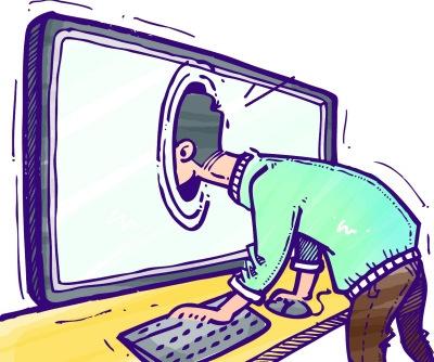 工作中,你是否很难专注地坐在电脑前完成一件事情?