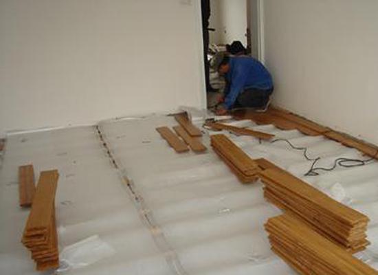 安竹之法 竹地板安装三大法则