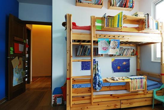 童趣无极限 儿童卧室装修效果图欣赏