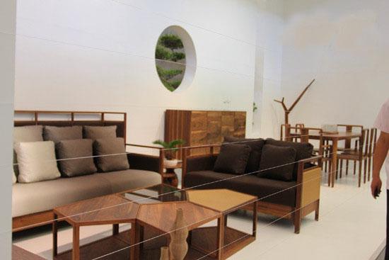 上海家具展 4大主流24款客厅超设计