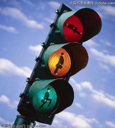 交通灯左 右转规则,交通灯运行规则,交通灯控制电路设计,交