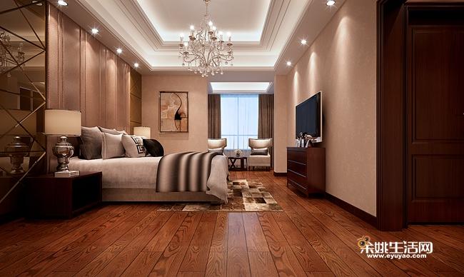 木雕花格 墙纸  硬包  木饰面 宣林剑作品 阳光威尼斯新中式风格图片