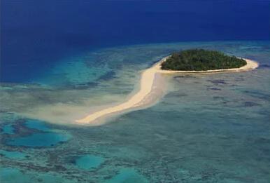 """最终截至昨晚10点,斐济的""""海洋之心""""岛以500万元人民币成交,加拿大"""