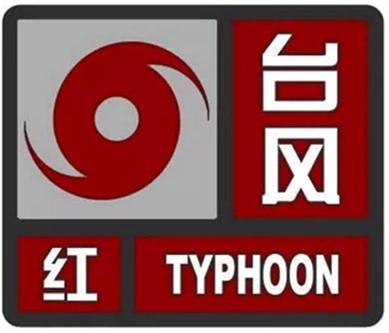 红色安全标志简笔画