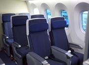研究称飞机靠走廊座位细菌较多 最易令乘客染病
