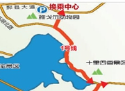 私家车节假日去东钱湖景区将换乘 相应方案正制定