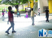 香港:广场舞噪音不得超背景10分贝 否则将被检控