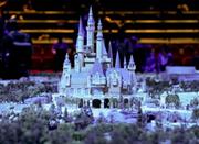 上海迪士尼建全球最高童话城堡 高69米