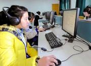 探秘宁波中考英语人机对话测试:考试当场出成绩