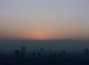 宁波这两天雾霾唱主角 明起新一轮降雨又来了