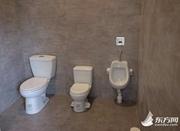 上海建首座无性别厕所 女厕总是排长龙