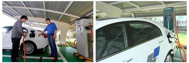 宁波开电动汽车的居民可安装自用充电设施
