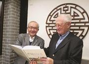 82岁外国老教授 30年给南京拍了上万张照片