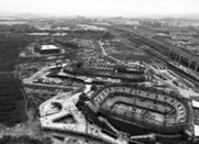 宁波奥体中心一期明年建成 四个单体场馆后年开放