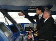 揭秘宁波最高薪的工作 如何成为一名引航员?