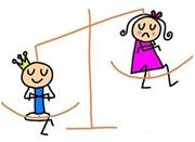 女孩称妈妈只抱弟弟不肯上学 在家才可保住地位
