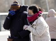 较强冷空气影响宁波 预计降温幅度达到7℃~9℃