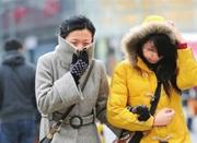 宁波较强冷空气已经到货 雾霾绝对是配角