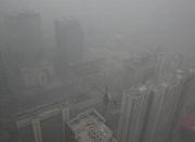 硫酸盐成北京雾霾主要组分 专家破解其形成之谜