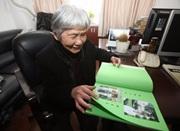暖心!81岁余姚奶奶9个月写下万字《病中纪实》送医生