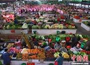 50城主要食品均价:猪肉涨0.4% 油菜价格领跌5%