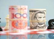 在岸人民币昨日暴涨800点 创10年来最大单日涨幅
