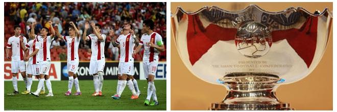 宁波欲申办2023年亚洲杯足球赛 已提交意向函