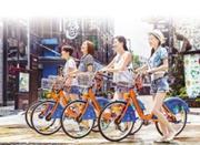 宁波公共自行车手机租还APP将上线 点点手指租车