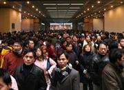 春运铁路宁波站拟增开19列临客 候车室全天开放