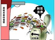 中科院:我国一年浪费食物够养活三五千万人