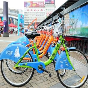 宁波公共自行车大数据出炉