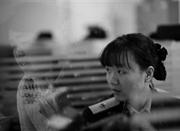 宁波站候车室24小时开放 晚上有数千旅客候车