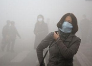 雾霾天还不戴口罩?专家:PM2.5值超过60应戴口罩