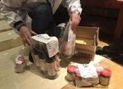 宁波检查年夜饭食品安全 有酒店发现过期的咸菜
