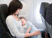 宝宝4-6周后可乘飞机 春节回家带娃乘机经验分享