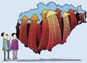 2016年全国商品房成交均价涨幅创近七年最高