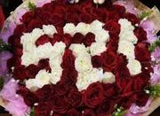 情人节礼物变迁:玫瑰仍是标配 示爱红包受青睐
