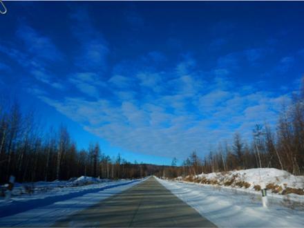 一路向北去感受一个零下40度的冬天!