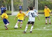 校园足球计划:今年拟聘120名足球外教中小学任教